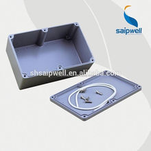 Saip/Saipwell industrial SP-AG-FA3 188*120*78mm IP65 aluminium instrument enclosure
