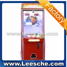 LSJQ-781 kids play item street basketball shooting indoor amusement game machine coin operated redemption electronic game