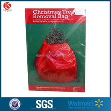 Christmas Tree Jumbo storage bag/christmas tree bags/Christmas Tree Removal Bags