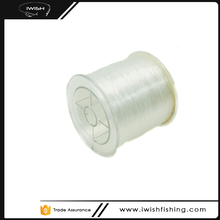 Clear Plastic Spool Packing Best Monofilament Fishing Line For Spinning Reels