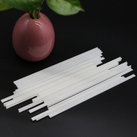Ecofriendly CornStarch PLA Coffee Stir Straw Compostable Biodegradable Drinking Straws