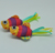 Custom pet toy catnip filled fish cat toy