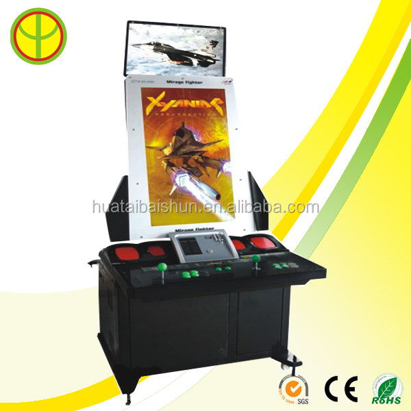 Most popular special video game drop ship game machine