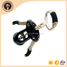Easy To Operate Zinc Alloy Wine Opener Corkscrew ,Corkscrew Wine Opener ,Wine Bottle Opener