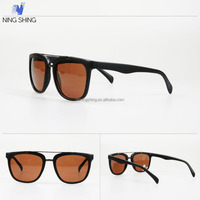 Products Flat Top Cheap Brand Name Old Man Fashion Sunglasses