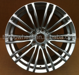 aluminum wheels fit for BMW x5 x6 ,car alloy rims 18x8.0/18x9.0 alloy wheels for cars