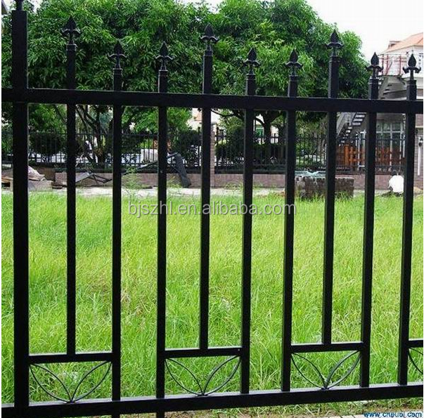 Buy Used welded Wrought Iron Fencing For Sale