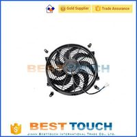 SUPER 5 GT TURBO, R11 & R9 TURBO FUEGO bus parts 80W motor fan blade for ac motor for Polaris