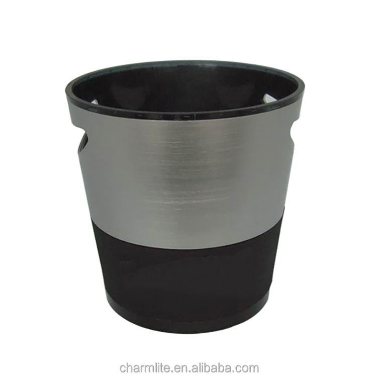 Double Wall Plastic Ice Bucket