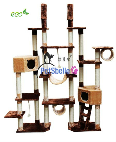 Luxury Large Pet Toy Cat Tree for Kedi
