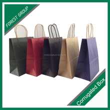 Provide High Quality Recycled Customized Waterproof Paper Bag