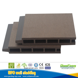 outdoor Guofeng Wood Plastic Composite Wpc Wall Panel Board Decorative Wpc Panel Waterproof House Cladding Panel