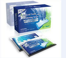 Factory Price FDA Approved Professional 100% Natural 3D Teeth Whitening Strip