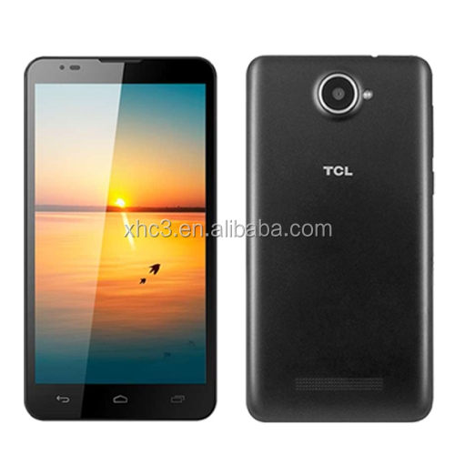 TCL J930 3G Network 5.0 inch Android 4.3 Qualcomm MSM8212 Quad Core latest 5g mobile phone