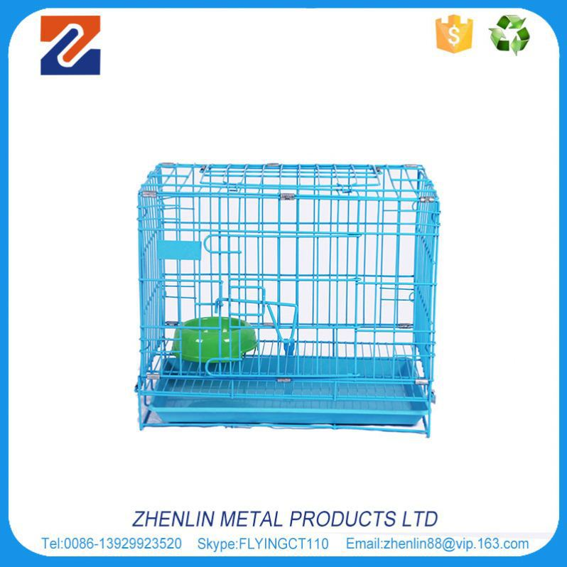 2017 new products high quality supplier pet cage metal dog cage kennels products