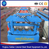 Color Steel Tile Machine, Floor Deck Roll Form Machine , Floor Tile Equipment
