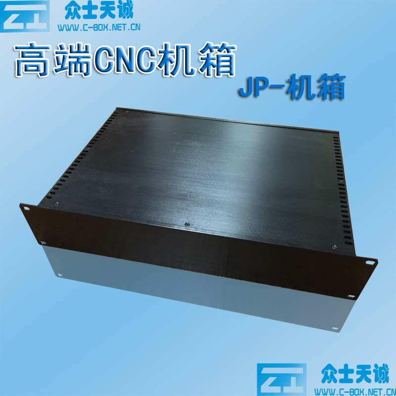 "19"" military server chassis high level imported chassis aluminum alloy enclosure 2U 3U 4U 5U 6U etc. custom"