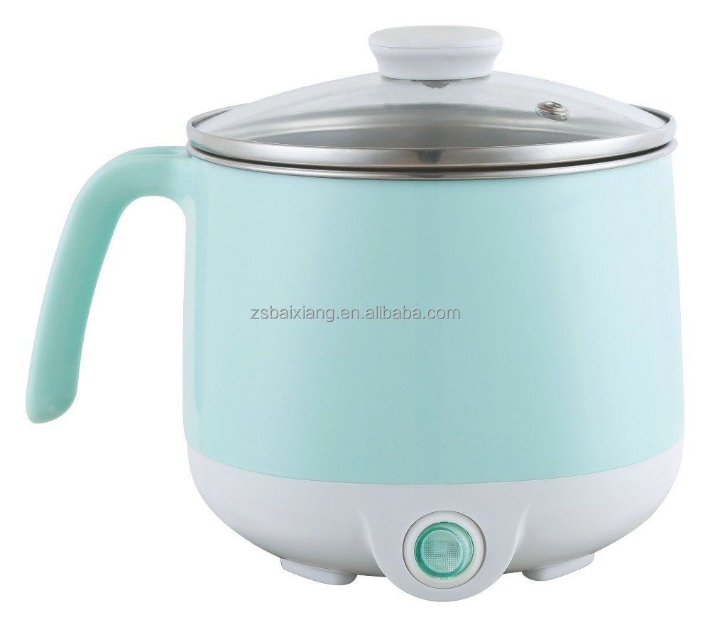 Multifunction electric water/hotpot/noodle kettle with good stainless steel