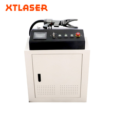 China cheap fiber laser rust removal machine for metal cleaning