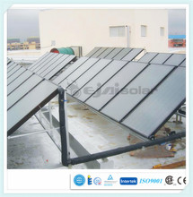 International certificated solar flat panel for swimming pool