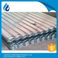Multipurpose Galvanized Corrugated Roofing Sheet Hot Dipped Galvanized Sheet On Roll