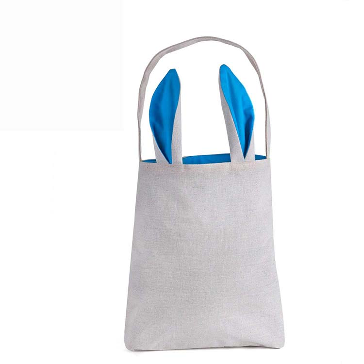 Easter Bunny Bag Cloth Bag Personalizable to carry Eggs candy and <strong>Gifts</strong> during Easter Party Festival
