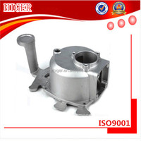 custom made die casting aluminum motor shell