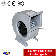 Hot sale!140mm AC single inlet centrifugal electric industrial exhaust fan