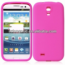 Brand New Soft Silicone Rubber Back Case Cover For Samsung Galaxy S4 I9500 I9505