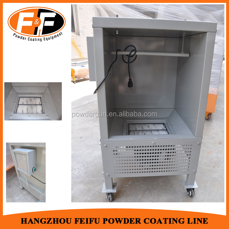 Promotion! LAB Powder Coating Spray Booth Paint Booth