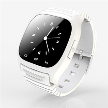 2017 New Bluetooth Smart watches M26 Smart Watch for Andriod Mobile Phone with Bluetooth Wristwatch