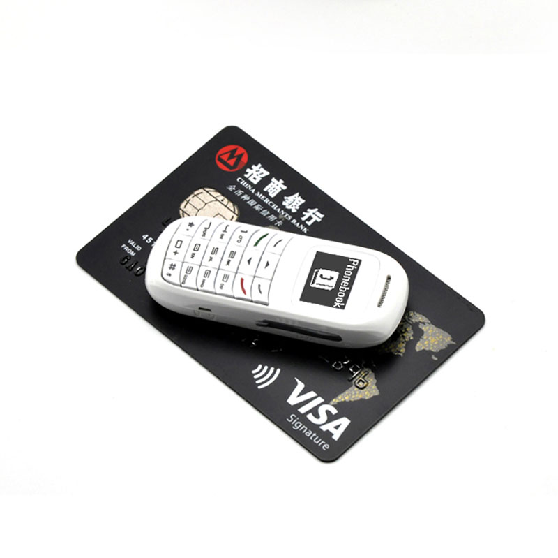 Dual sim card worlds mini cell phone 3G very small size mobile phone