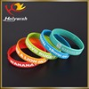 Event Rubber Band Wristband Custom