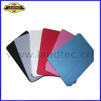 Mini 2 New Stand Leather Folding Folio Tablet Case for IPad Mini 2