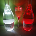 Wedding party supplies led mini plastic champagne bottles
