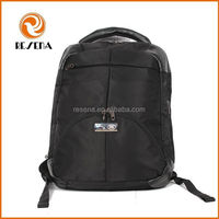 Stylish Functional Business Nylon Laptop Black Backpack On Hot Sale,Teens Leisure Backpack