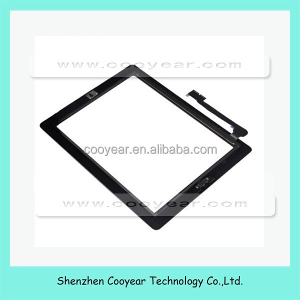 "Touch digitiser glass assembly replacement for ipad3 A1403 A1430 A1416 9.7""BLACK"