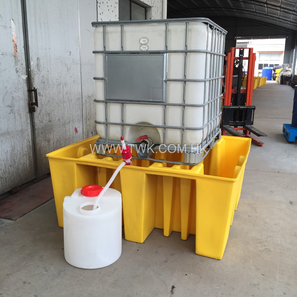 IBC Oil Spill Pallet Equipment