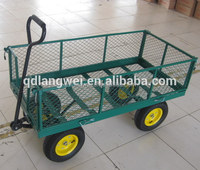 foldable garden tool folding wagon wholesale manufacturers