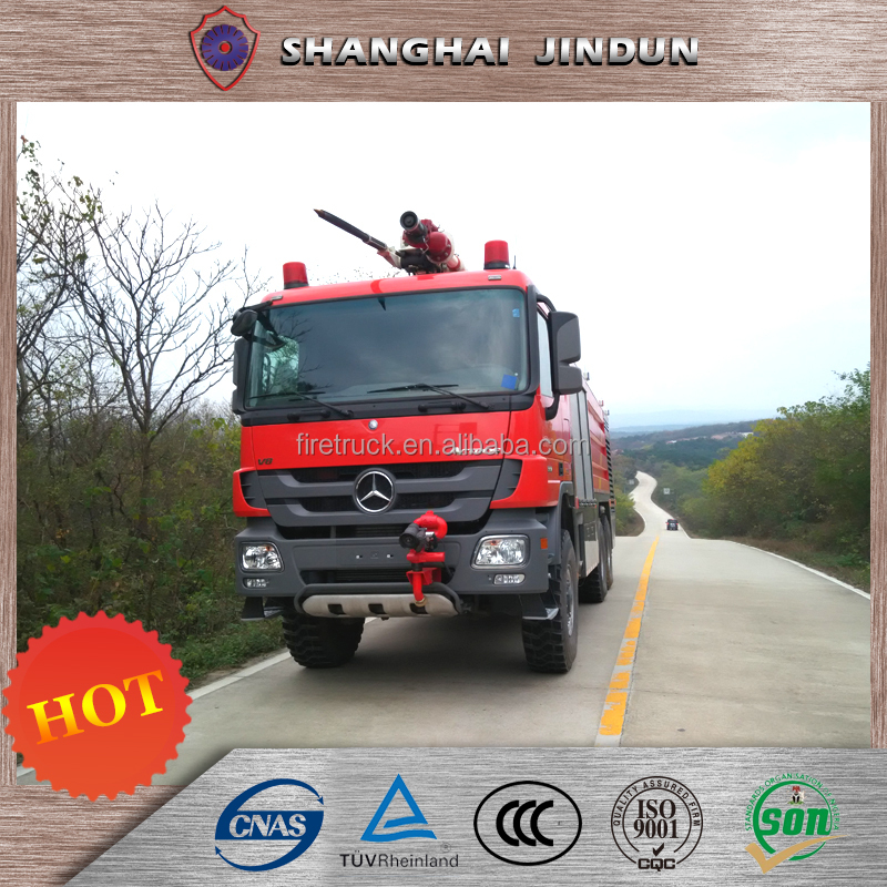Hot Sale Airport Crash Fire Vehicle