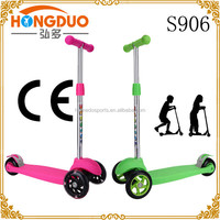 2016 3 wheel adult kick scooter