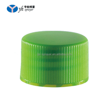 Factory price non-spill 20/410 double layer top cap,smooth closure 2 layers bottle screw cap