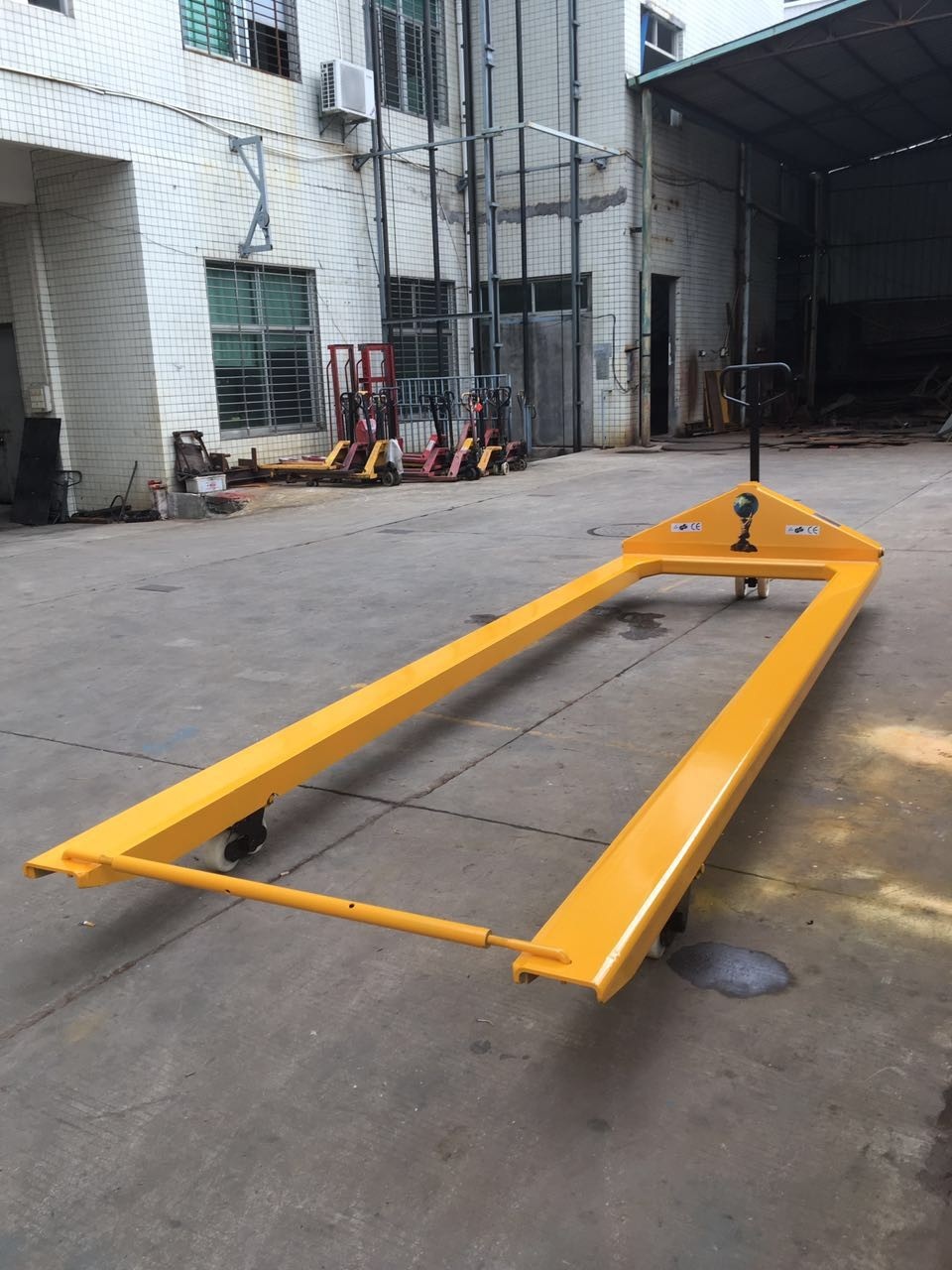 Hydraulic Manual Drum Lifter D300