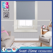 Sweet-home Easy Fix Style Spring Loaded Roller Blinds With Plastic Ball Chain