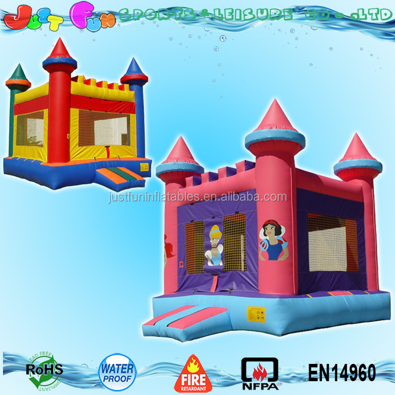 commercial small jumping castle inflatable bouncer