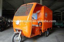 3 wheel motorcycle for sale in kenya/electric tricycle with closed body/300cc 3 wheel trikes