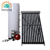 Best Choose Split Pressurized Energy Heater Collector System Solar Hot Water