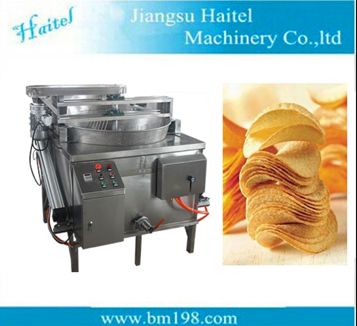 the best selling fryer machine french potato chips