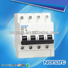 DZ47-63 The Cheap And Fine Electric Circuit Breaker C45