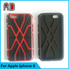 Durable spider-man cell phone case for iphone 6